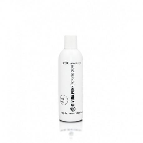 Crema oxidante activadora para los tintes sin amoníaco Divina.Pure   28 vol. /  8.4 %