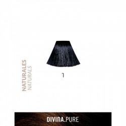 DIVINA PURE NATURALES  Nº1 Negro